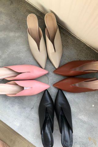 Pre-Order | Kitten heels in Black (5cm)