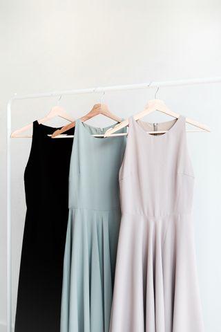 Izabella Fit and Flare midi dress Bundle (S)