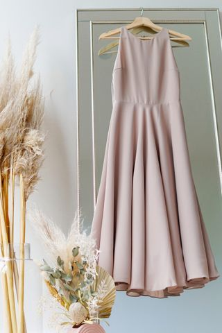 Izabella Fit and Flare midi dress Bundle (L)